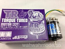 Tamiya TR Torque-Tuned Motor 33T 1:14 RC Cars Tractor Truck On Road #56526