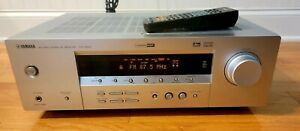 Yamaha HTR-5930 5.1 Ch 110W Natural Sound Hi-Fi Receiver XM Ready With Remote