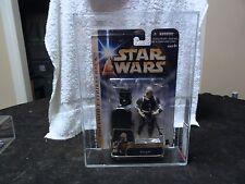 Star Wars 2004 Esb Gold Dengar Afa Sealed Mib Box