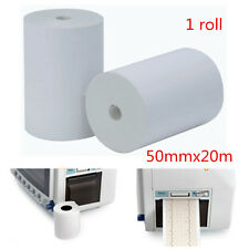 Thermal Printing Printer Recorder Paper - Medical patient monitor 50mmx20m A+