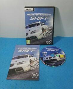 JUEGO PC DVD-ROM ESPAÑOL - NEED FOR SPEED SHIFT