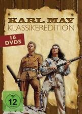 Karl May - Klassikeredition  [16 DVDs] (2014)