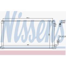 Nissens Kondensator, Klimaanlage Citroen Saxo. Peugeot 106 II 94599