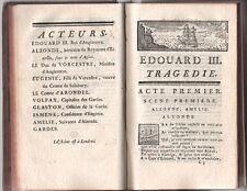 Oeuvres de Monsieur Gresset Londres 1778 NR!