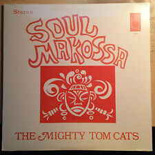 "The Mighty Tom Cats ""Soul Makossa"" Paul Winley Records Reissue SEALED!! Funk"