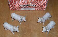 BRITAIN'S FARM ANIMAL MODELS CHAROLAIS BULLS 2143 (1979)