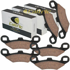 Brake Pads FITS POLARIS OUTLAW 450S 450 S 2008 Front Rear Brakes
