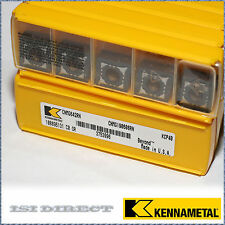 CNMG 642 RN KCP40 KENNAMETAL *** 10 INSERTS ** FACTORY PACK **