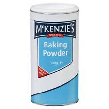 Mckenzie's Gluten Free Baking Powder 300g