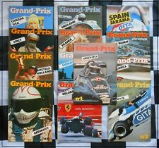 New listing GPI 1979 All 1 2 3 4 5 6 7 8 9 10 11 12 13 Grand Prix International Lotus Ligier