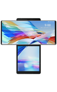 LG WING 5G LM-F100VM - 256GB - Aurora Gray (AT&T + GSM Unlocked) SmartPhone