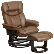 Flash Furniture Brown Bonded Leather Recliner, Brown - BT-7821-PALIMINO-GG