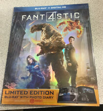Fantastic 4 blu-ray Limited Edition Blu-ray with Photo Book