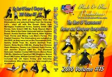 The Best of Forms and Weapons Competition Vol. 15 2010 DVD