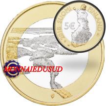 5 Euro Commémorative Finlande 2018 - Punkaharju 3/9