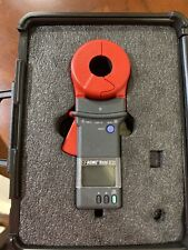 Aemc 3711 And 3731 Clamp On Ground Resistance Tester Withhard Pelican Style Case