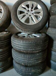Cerchi Peugeot completi di gomme