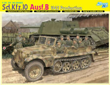 Dragon #6731 1/35 Sd.Kfz.10 Ausf.B 1942 Production