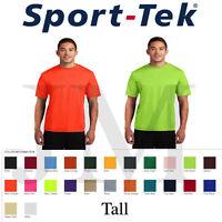 Sport-Tek TST350 Tall Dri-Fit Workout T-Shirt LT-4XLT TALL