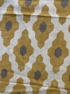 One (1) West elm Curtain Panel 48x96