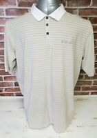 COLUMBIA Mens Omni Wick Short Sleeve Fishing Golf Polo Shirt Size XXL 2XL