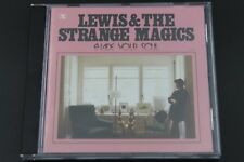 Lewis And The Strange Magics ‎– Evade Your Soul (2017) (CD) (SSR 106)