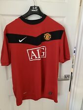 Manchester United Home Football Shirt 2009-2010 Nike *Size 2Xl