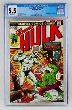 Hulk #162 CGC 5.5 First Wendigo Appearance 1st App The Incredible Hot Key Grail