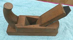 17745. Hobel   21 cm lang    helles Holz