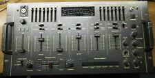 Stereo Mischpult Monacor MPX-7700SEV preamp/MixerEqui/Echo