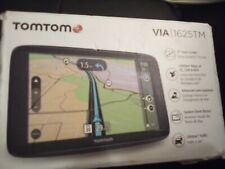 TomTom Via 1625tm 6in Vehicle GPS Navigation Device - Black (1AA6.019.01)