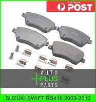Fits SUZUKI SWIFT RS416 Brake Pads Disc Brake (Front)