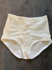 Vintage Playtex I Can't Believe Its a Girdle Maxi Panties 2503 Sz Xl Ivory