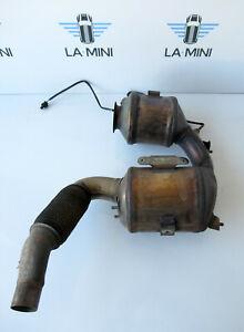Genuine MINI Exhaust Cat Catalytic Converter N47 Diesel for R56 R57 R55 8509935