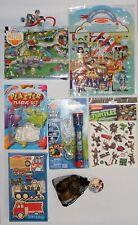 Bundle of 7 x Toys including Melissa and Doug, TMNT, & Paw Patrol - Brand New