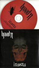BREED 77 Insects 2009 UK 11-trk promo CD
