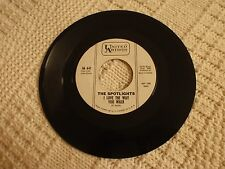 THE SPOTLIGHTS I LOVE THE WAY YOU WALK/THAT SONG UNITED ARTISTS 642 PROMO
