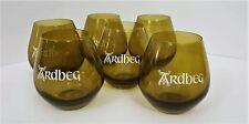 6x Ardbeg Whisky Glas Gläser Grüne XXL Tumbler Gläser 6 Stück - NEU