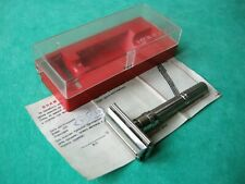 "Vintage Russian Safety Razor ""Consul"" 1-9 Adjustable USSR 1990's"