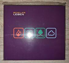 Schiller / Leben / Album 2CD Limited Media Markt Edition / 2003 / Sehr Gut / RAR