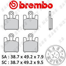 Brembo SA pastiglie freno Sinterizzate Anteriori Kawasaki Zx6rr 636 2003 2004