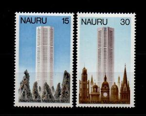 NAURU.  OPENING OF NAURU HOUSE 1977  MNH.