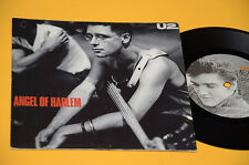"U2 7"" 45 ANGEL OF HARLEM ORIG GERMANY 1988 EX+ TOP COLLECTORS"