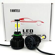 CREE LED Headlight Kit 9006 HB4 9012 900W 6000K 144000LM Low Beam Bulbs Pair HID