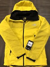 THE NORTH FACE MEN SUMMIT SERIES L3 VENTRIX Hiking JACKET YELLOW S NWT
