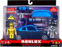 Roblox Action Collection - Jailbreak: The Celestial Deluxe Vehicle Set NEW 2020