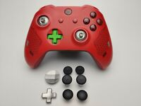Special Edition Sport Red Xbox One Controller - Elite Series 1 Hybrid Mod