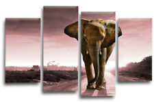 Canvas Large (up to 60in.) Black Art Prints