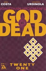 GOD IS DEAD #21 Back Issue
