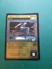 WWE WWF Raw Deal - Fully Loaded - Patented Rock Footstomp - Rock - UR